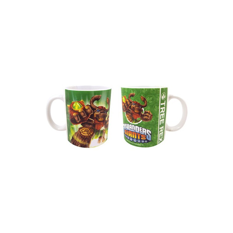 Tree Rex Skylander http://www.impulsebuy.co.uk/ps/skylanders/147-11oz-tree-rex-mug-skylanders-giants.html