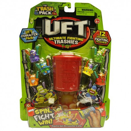 Ultimate Fighting Trashies - 12 Pack - UFT -Trash Pack