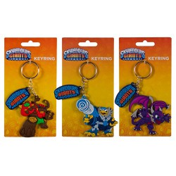 Keyrings - Skylanders Giants