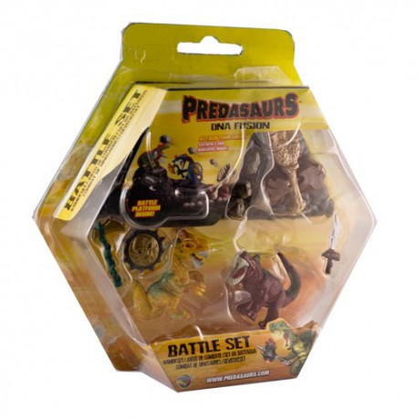 Battle Set - Predasaurs Dna Fusion