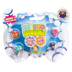 Micro Moshi Monsters - Series 1 Blister Pack