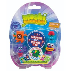 Moshling Figures Series 5 Blister Pack - Moshi Monsters