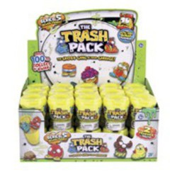 2 Trashies In Toilet - Trash Pack Series 5