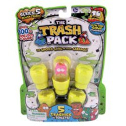 5 Trashies Blister Pack - Trash Pack Series 5