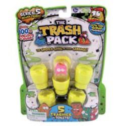 5 Trashies Blister Pack - Trash Pack Series 5