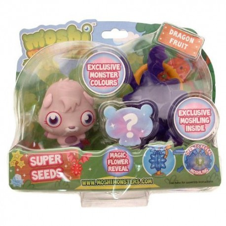 Super Seeds - Moshi Monsters
