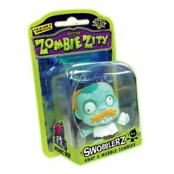 Single Figure Blister Pack - Zombie Zity Swobblerz