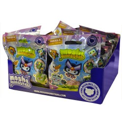 Moshlings Figures - Series 5 - Foil Pack - Moshi Monsters