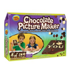 Chocolate Picture Maker - 4 Bar Pack