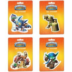 Gel Stickers - Skylanders Giants