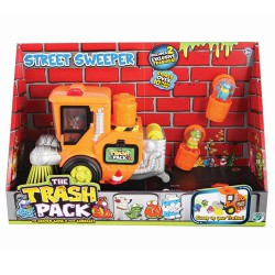 Street Sweeper - Trash Pack